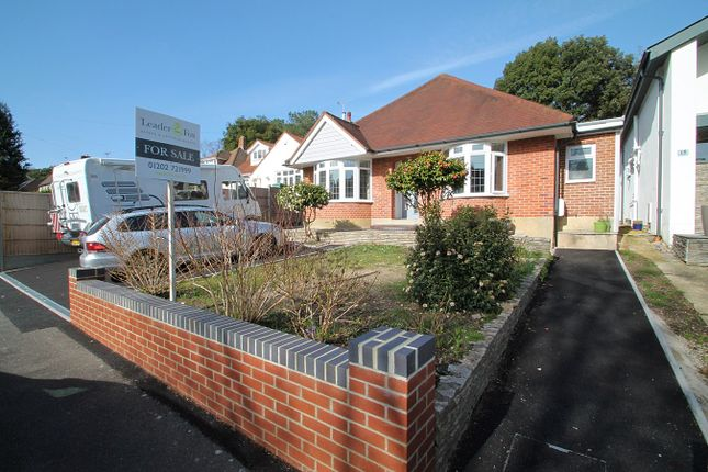 Thumbnail Property for sale in Fairway Road, Lilliput, Poole