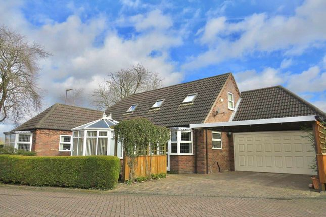 Thumbnail Bungalow for sale in Chestnut Mews, Tickton, Beverley