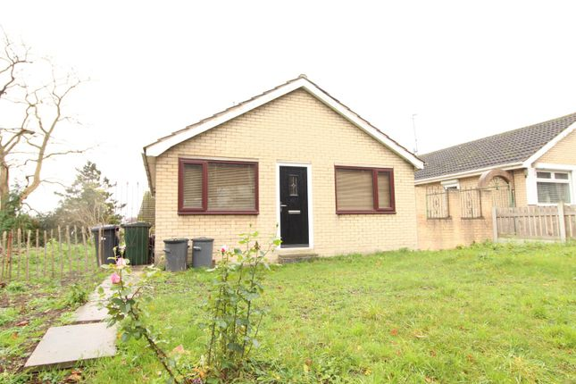 2 bed bungalow for sale in Wortley Road, Rotherham, South Yorkshire S61