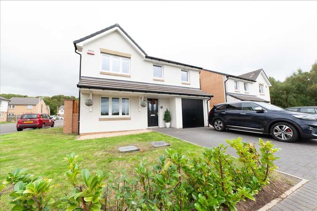 Thumbnail Detached house for sale in Ravenscliff Road, Motherwell