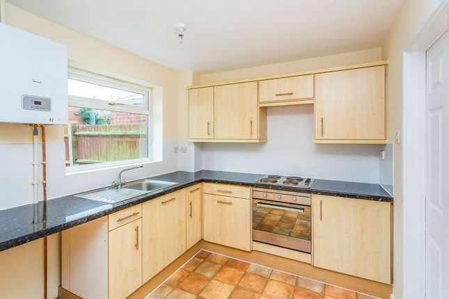 Kitchen of Hollydale Close, Reading RG2