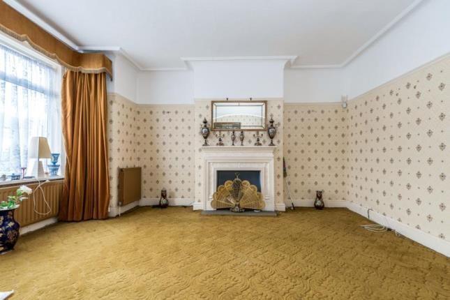 Living Room of Stuart Road, Crosby, Liverpool, Merseyside L23