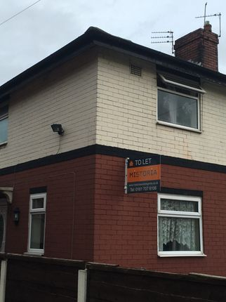 Thumbnail Terraced house for sale in Tootal Grove, Salford
