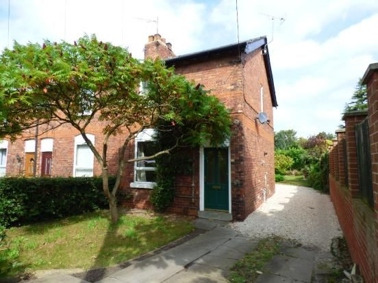 Thumbnail Cottage to rent in Station Cottages, Station Road, Womersley