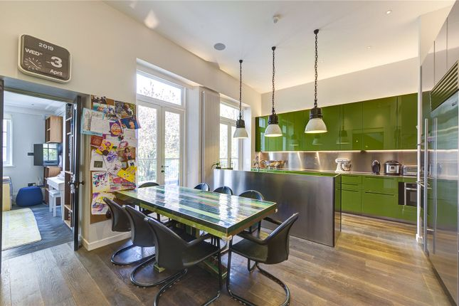 Kitchen of The Little Boltons, London SW10