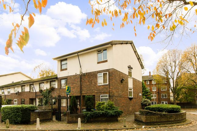 Thumbnail End terrace house to rent in Frankland Close, Bermondsey