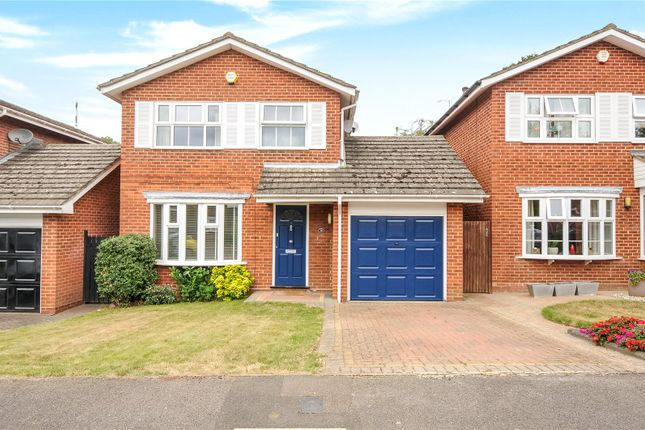 3 bed detached house for sale in Windmill Drive, Croxley Green, Hertfordshire