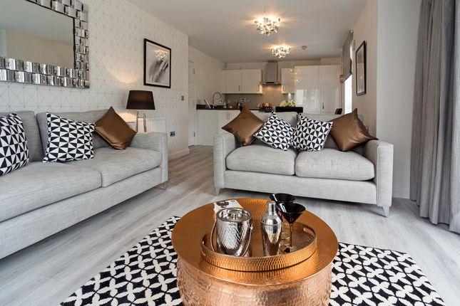 "Thumbnail Flat for sale in ""Inglis"" at King's Haugh, Peffermill Road, Edinburgh"