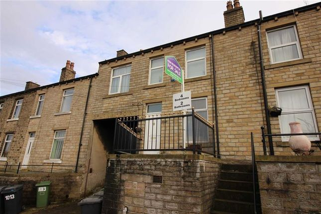 Thumbnail Terraced house for sale in Spurn Point, Manchester Road, Huddersfield