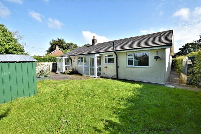 Thumbnail Detached bungalow for sale in West Lane, Dolton, Winkleigh, Devon