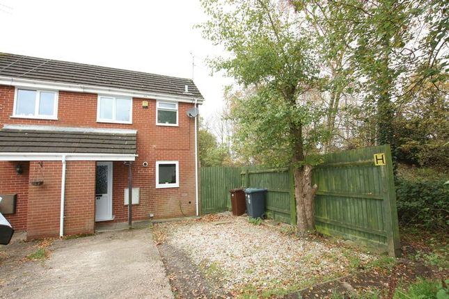 End terrace house for sale in Severn Close, Biddulph, Stoke-On-Trent