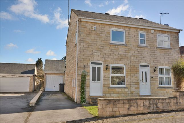 Thumbnail Semi-detached house for sale in Parlington Villas, Aberford, Leeds, West Yorkshire