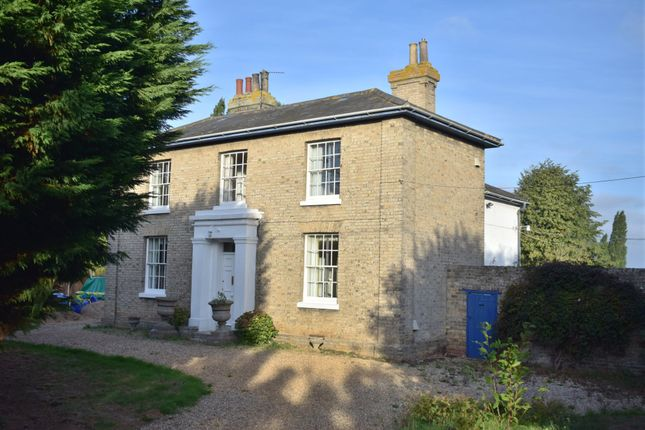 Thumbnail Detached house for sale in Old London Road, Marks Tey