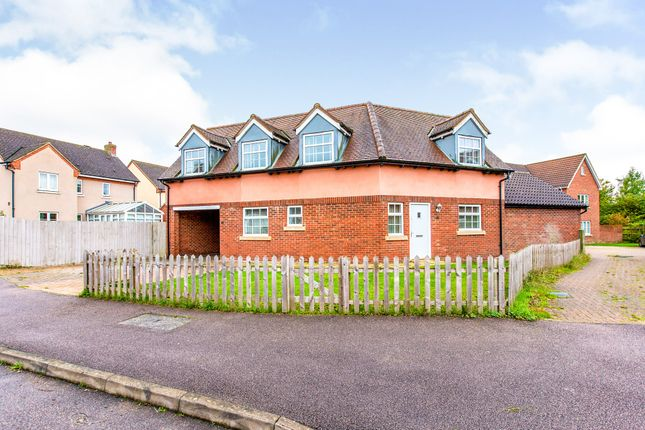 Detached house for sale in Woodfield Lane, Lower Cambourne, Cambridge