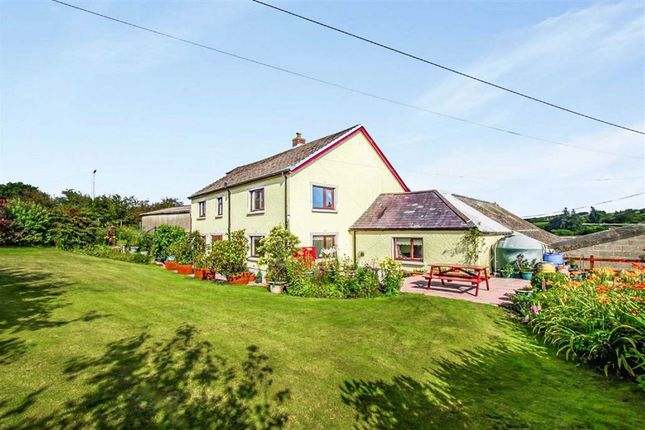 Thumbnail Detached house for sale in Cwmann, Lampeter