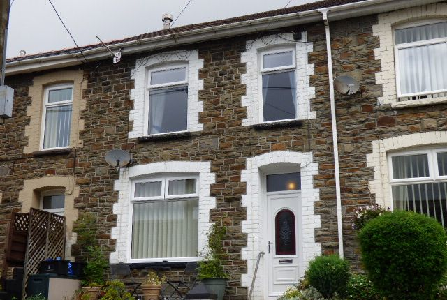 Thumbnail Terraced house for sale in Queen Street, Blaengarw