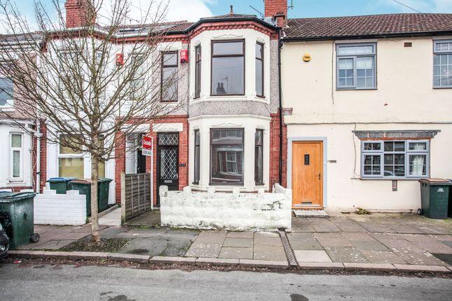 Terraced house in  Harefield Road  Stoke  Coventry  Birmingham