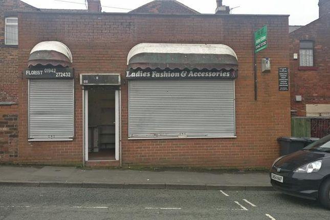 Thumbnail Retail premises to let in The Kabin, 33 Garswood Street, Wigan, Lancashire