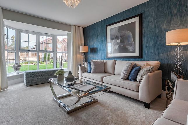 "4 bedroom detached house for sale in ""The Danbury "" at Wellfield Road North, Wingate"