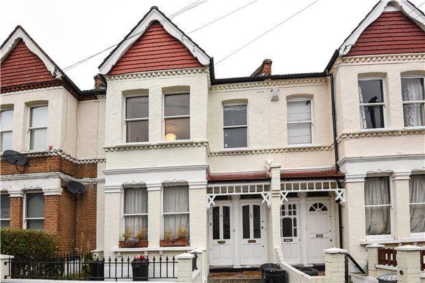 Thumbnail Maisonette for sale in Ravenstone Street, London