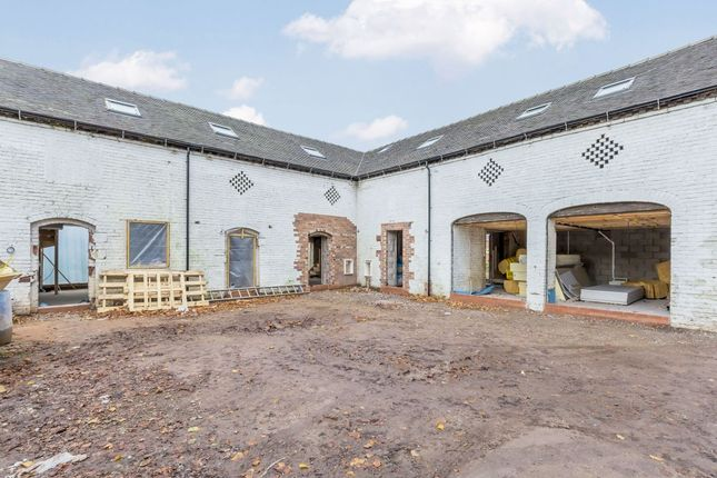 Thumbnail Property for sale in Cheshire Point Station Road, Madeley, Crewe