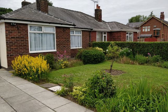 Thumbnail Semi-detached bungalow to rent in Chorley Road, Preston