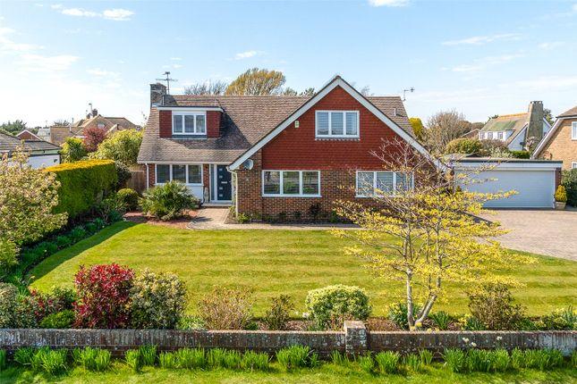 Thumbnail Detached house for sale in Selborne Way, East Preston, Littlehampton, West Sussex