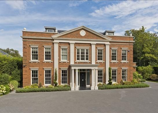 Thumbnail Detached house for sale in Broadwater Close, Walton-On-Thames, Surrey