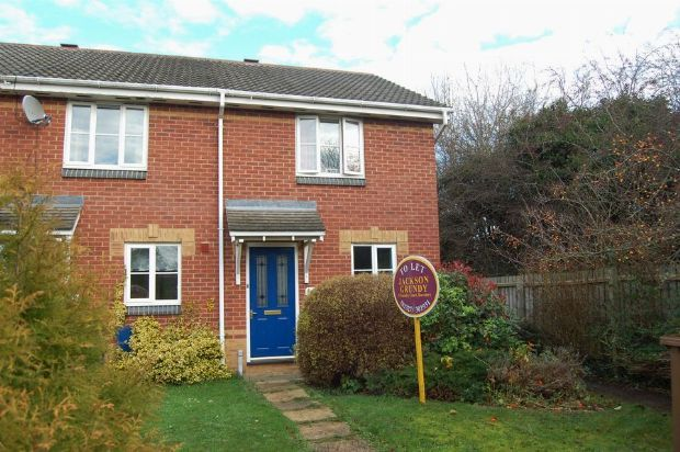 Thumbnail End terrace house to rent in Larch Drive, Ashby Fields, Daventry