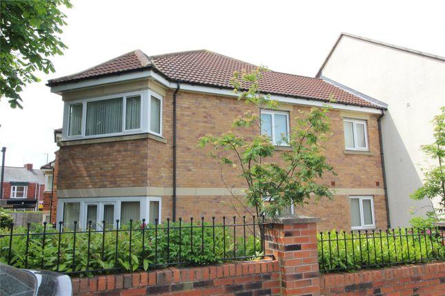 2 bed flat for sale in Ford Lodge, South Hylton, Sunderland SR4
