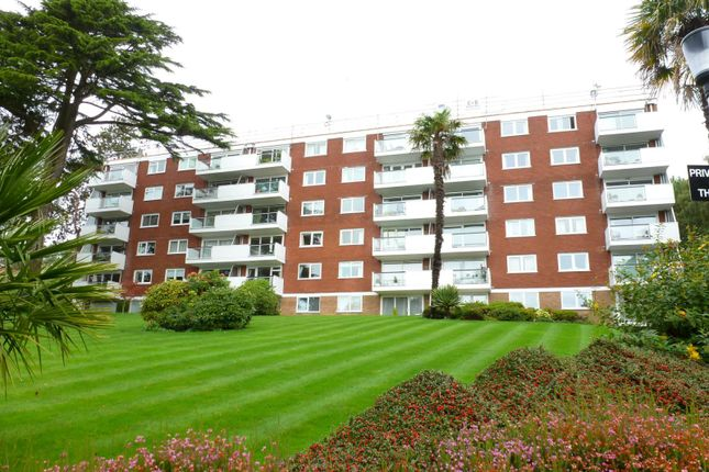 Thumbnail Flat to rent in Baronsmede, Branksome Wood Road, Bournemouth
