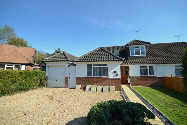 Thumbnail Semi-detached bungalow for sale in Milden Close, Frimley Green, Surrey