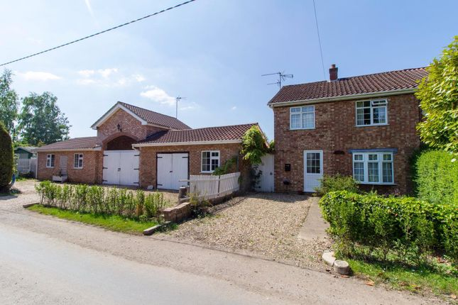 Thumbnail Semi-detached house for sale in Tuxhill Road, Terrington St. Clement, King's Lynn
