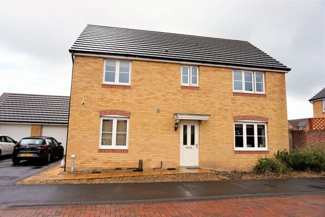 Thumbnail Detached house for sale in Heol Iorwg, Penllergaer