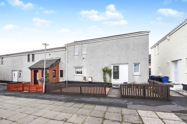 Thumbnail End terrace house for sale in Edmiston Drive, Linwood, Paisley