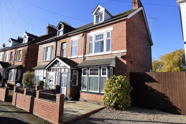 Thumbnail Semi-detached house for sale in Tuffley Crescent, Linden, Gloucester