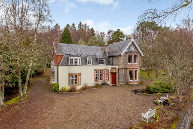 Thumbnail Detached house for sale in Glen Urquhart, Drumnadrochit, Inverness