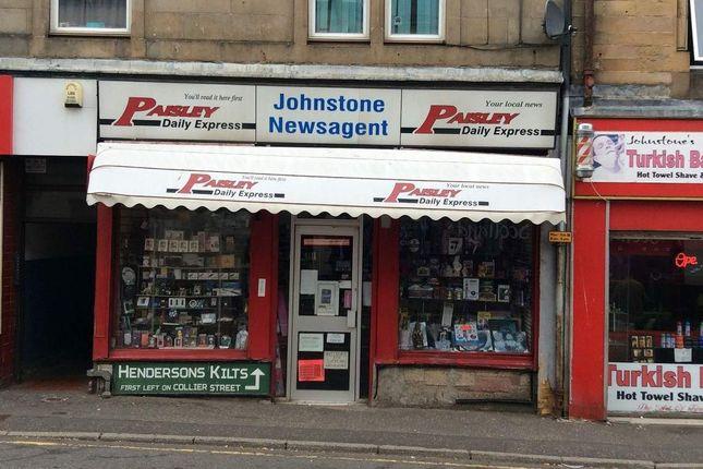 High Street, Johnstone PA5