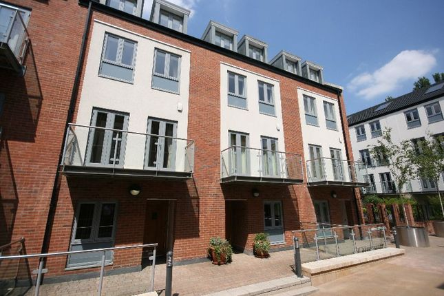 Thumbnail Town house to rent in Bartle Garth, York