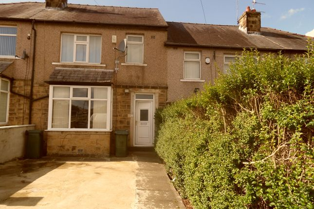 Thumbnail Terraced house to rent in Northside Terrace, Lidget Green