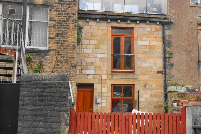 Thumbnail Terraced house for sale in Oxford Street, Todmorden, West Yorkshire.