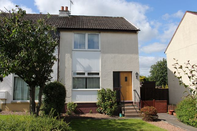 Thumbnail Semi-detached house for sale in Ardoch Crescent, Dunblane