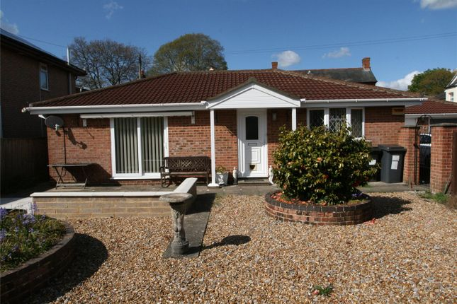 Thumbnail Bungalow for sale in St. Johns Gardens, Winton, Bournemouth