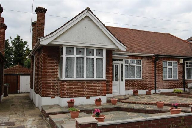 Thumbnail Semi-detached bungalow for sale in College Gardens, North Chingford, London