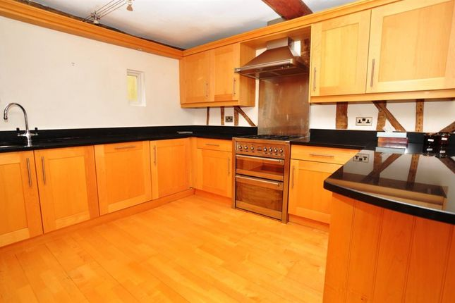 Thumbnail Flat to rent in Kent Place, Oughton Head Way, Hitchin
