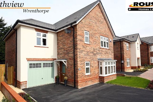 Thumbnail Detached house for sale in Southview, Wrenthorpe Lane, Wakefield