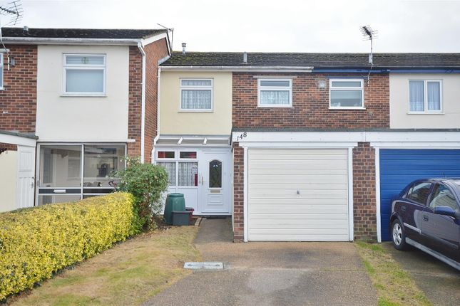 3 bed terraced house for sale in Stanley Road, Clacton-On-Sea