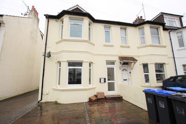 Thumbnail Maisonette to rent in Underdown Road, Southwick, Brighton