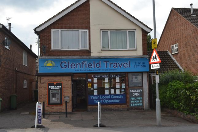 Thumbnail Commercial property for sale in Station Road, Glenfield, Leicester