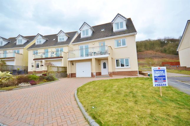 Thumbnail Detached house for sale in Parc Y Ffynnon, Ferryside